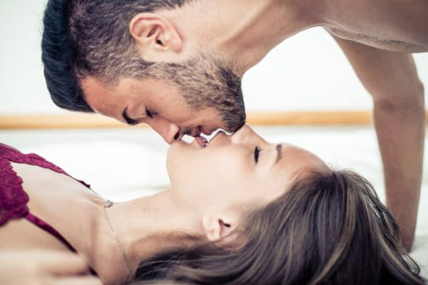 忘れられないキスで大好きな人を...