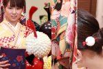【結婚式・婚活・夏祭りにも使える!】ミディアムボブさんオススメ!着物・和装に合う簡単綺麗めヘア!