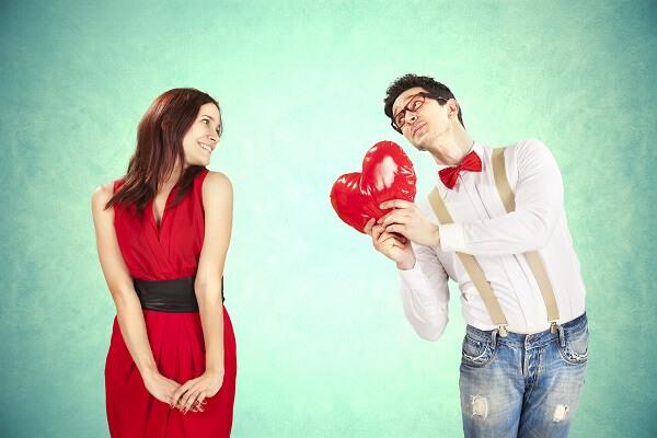 喪女が婚活パーティーで彼氏をゲットする方法