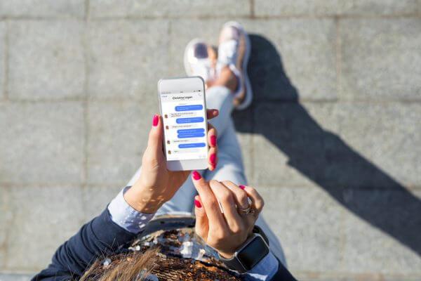 マッチングアプリのライン交換の方法とライン交換後の連絡方法を紹介