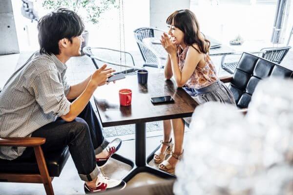 デートで沈黙を寄せつけない会話術の6つと会話で注意すべき点とは?